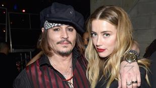 Johnny Deppnek tucatnyi bizonyítéka van arról, hogy nem