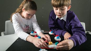A Microsoft programozást tanító eszközt fejlesztett vak gyerekeknek