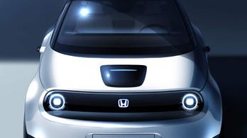 Felvillantják a Honda csinos újdonságát