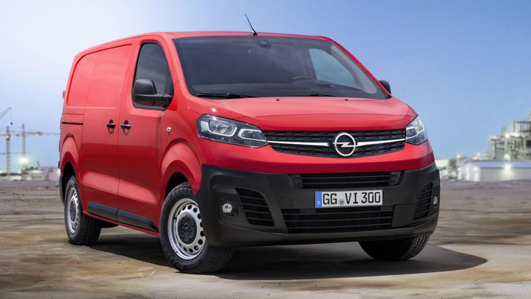 Bemutatták az új Opel Vivarót is