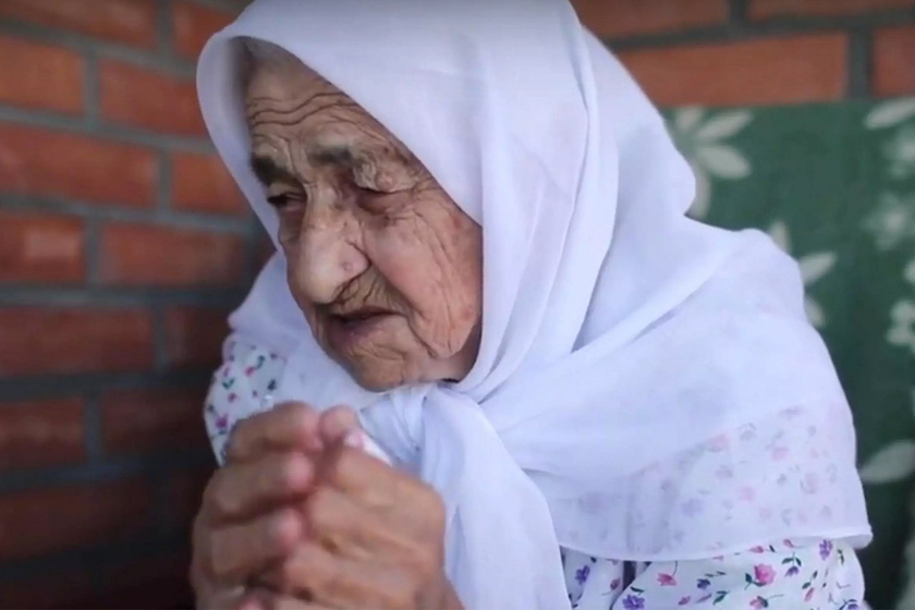 Sosem voltam igazán boldog: a 129 esztendős asszony szomorú vallomása