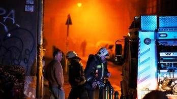 Egy elszállásolt vendég halhatott meg a Ráday Kollégiumban kiütött tűzben