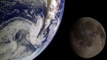 Egy Földbe csapódó bolygóról származhatnak a földi élet hozzávalói