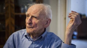 Meghalt Baranski Tibor, aki ezrek életét mentette meg a második világháború idején