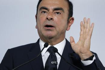 Lemond a Renault börtönbe zárt vezére