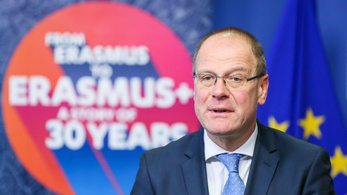 800 ezren mentek Erasmusra tavaly