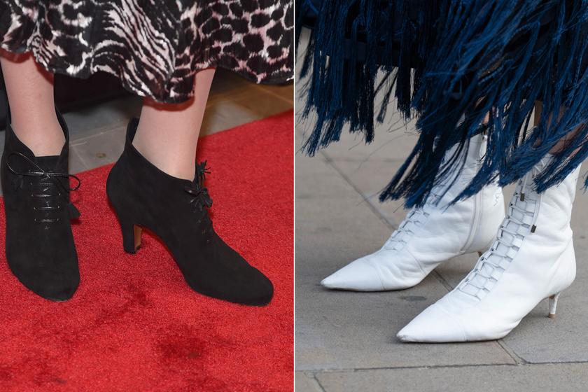 Az  50-es évekből tért vissza a tél kedvenc cipője - Nincs divatosabb most  a nőies a81ad9eec1