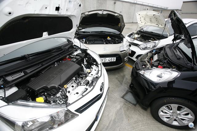 A Citroen motorja a legfickósabb, de a Hondáé a legspórolósabb