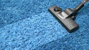 Így porszívózd a szőnyeget, hogy tényleg tiszta legyen