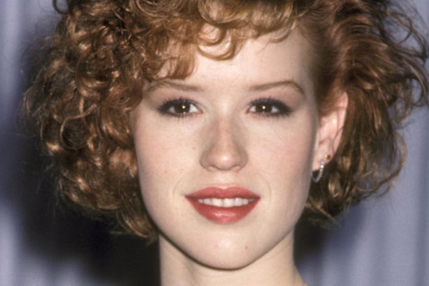 A 80-as évek tinisztárja volt - Molly Ringwald 35 év alatt ennyit változott
