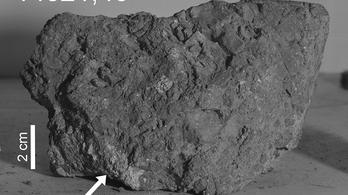 Az Apollo-14 a Holdon találta meg a Föld legöregebb szikláját