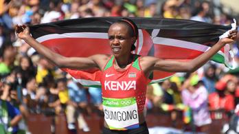 Négy helyett nyolc évre tiltották el Rio maratoni bajnokát