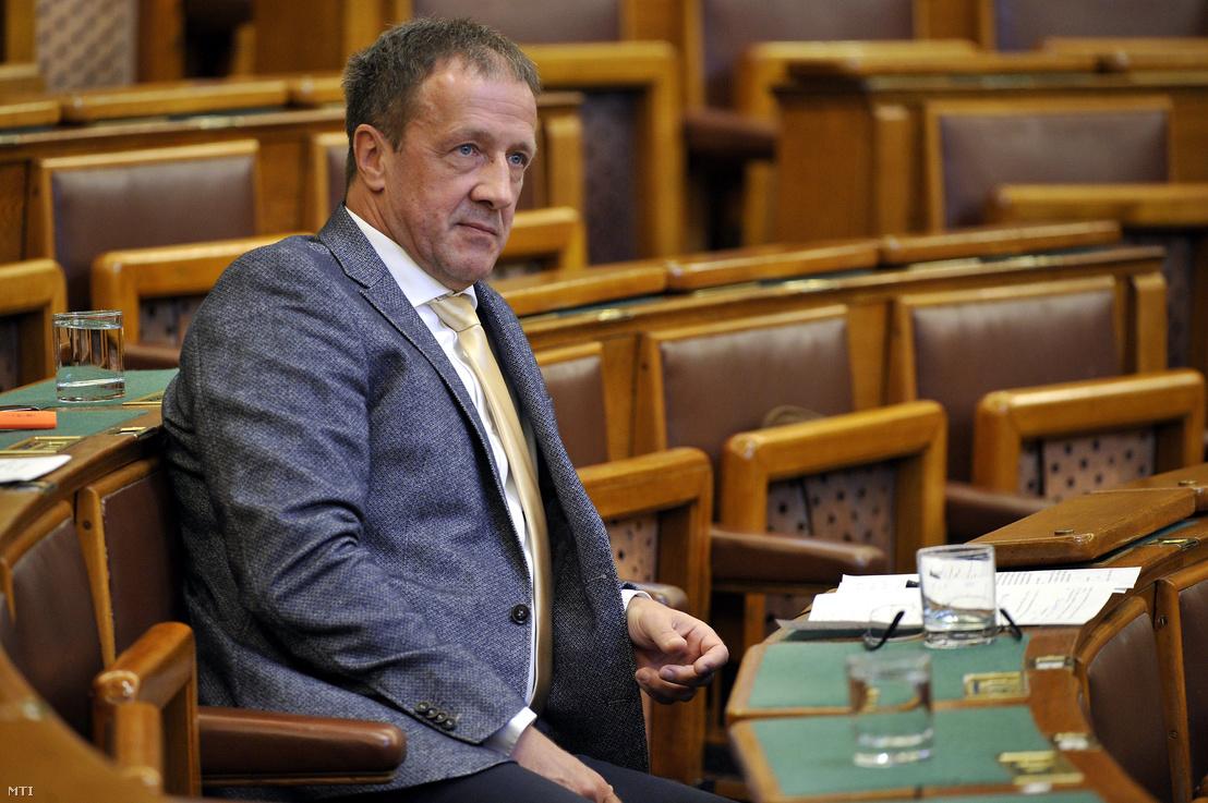 Tiba István, a Fidesz képviselője