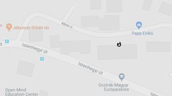 Meghalt egy ember egy XII. kerületi lakástűzben
