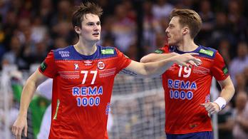 Döntőbe jutott a magyarverő Norvégia a kézi vb-n