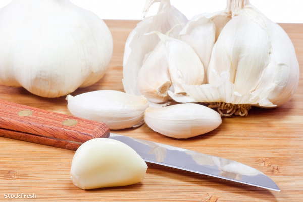 stockfresh 756370 garlic-clove sizeM