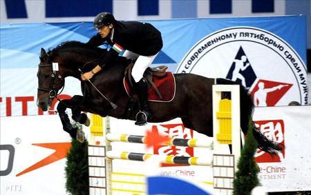 Marosi Ádám a 2012-es olimpia kvalifikációs versenyén