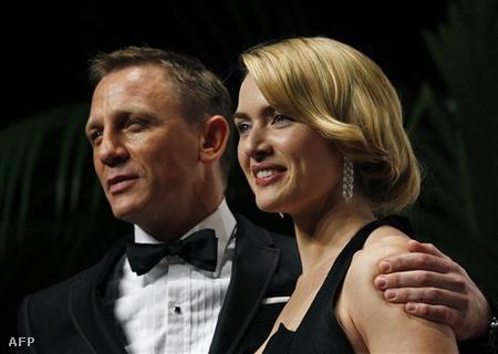 Kate Winslet és Daniel Craig