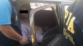Argentínában kaptak el egy csalás miatt körözött magyar férfit