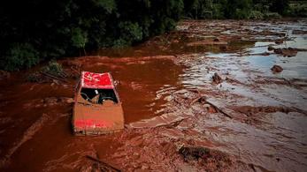 Brazil zagykatasztrófa: 34-re nőtt a halálos áldozatok száma
