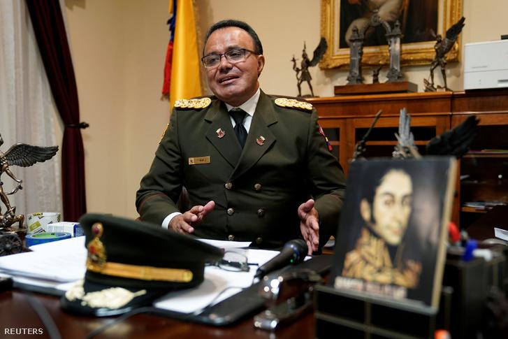 José Luis Silva 2019. január 26-án.