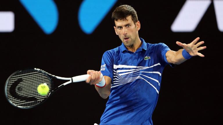 Djokovics három szettben legyőzte Nadalt az AusOpen-döntőben
