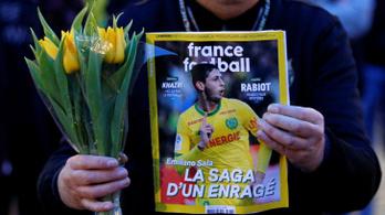 Sztárfocisták gyűjtöttek 300 ezer eurót Sala keresésére