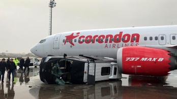 Tornádó csapott le az antalyai reptéren, sokan megsérültek