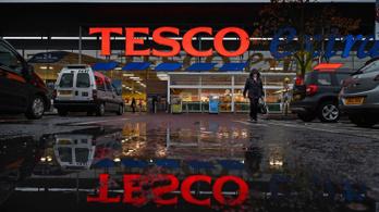15 ezer embert rúg ki a briteknél a Tesco