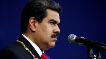 Maduro: Ez arcátlanság!
