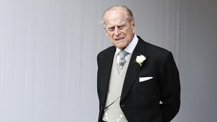 Fülöp herceg bocsánatot kért a nőtől, akivel egy hete karambolozott