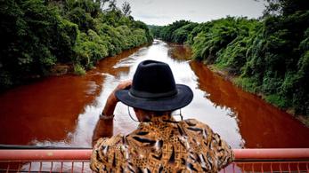 Újabb gát átszakadásától tartanak a brazil katasztrófa helyszínén