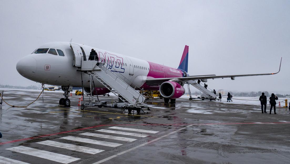 04bad8a72df8 Index - Gazdaság - 15 millió forint bírságot kapott a Wizz Air