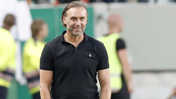 A volt Fradi-edző Thomas Doll a Bundesligában kapott csapatot