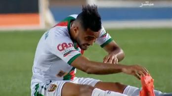 Kokainnal és LSD-vel szervezetében bukott le az algériai válogatott futballista