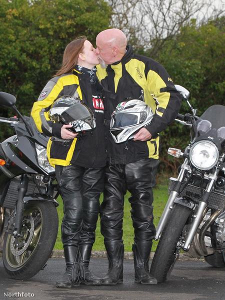 Phil és Kayley Nash ma - a férj 55 éves, a feleség 23