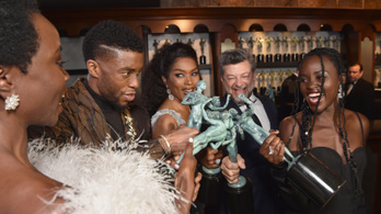 A Fekete Párduc bejelentkezett az Oscarra
