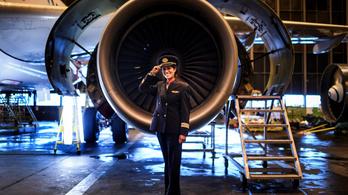 A nők oldhatják meg a pilótahiányt