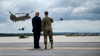 Már a gyárban vannak Trump új atombombái