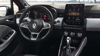 Megmutatták az új Clio belső terét