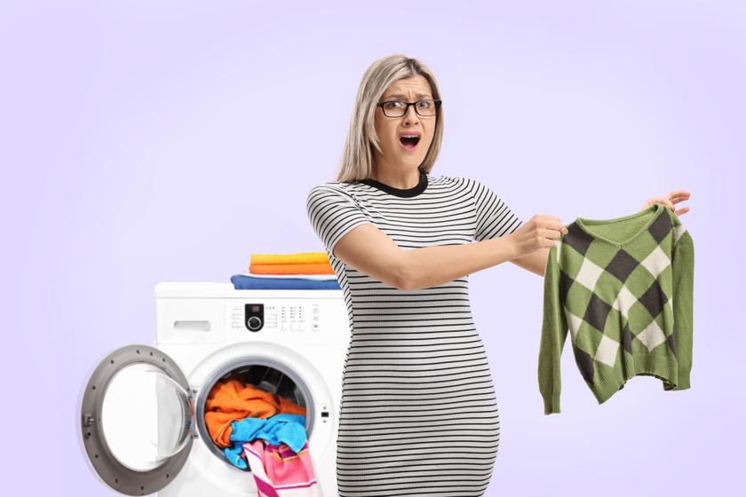 Mitől megy össze a mosásban a ruha? Nem csak a gyapjúval történhet meg