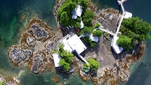 Egy rózsadombi villa áráért most egy egész szigetet vehet magának Amerikában