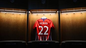 Morata az Atleticóban