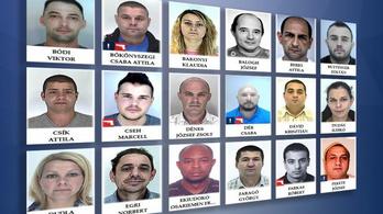 Ismerje meg a legkeresettebb magyar bűnözőket!