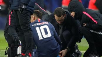 Neymar újra a sérült csontját törte