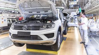 A pozsonyi VW-gyár termelését is befolyásolja a győri Audi sztrájkja