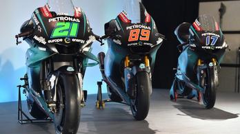 És akkor a Petronas ismét nekifut a motorsportnak
