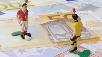 Röhejes pénzbüntetések a bundázó magyar futballistáknak
