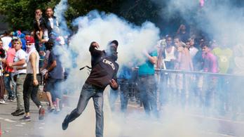 Negyven halottja lehet a venezuelai tüntetéseknek