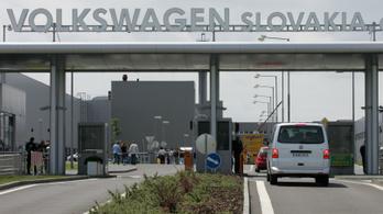 Ezer főt elbocsát a Volkswagen Pozsonyban